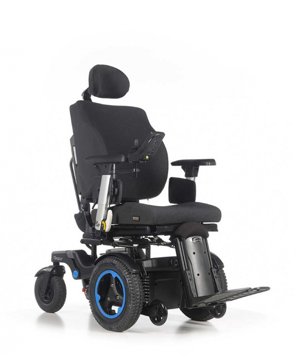 Quickie Front Wheel Drive Wheelchair