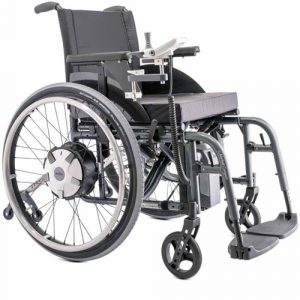 Alber E-Fix wheelchair power assistance