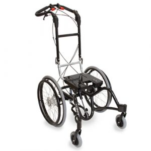 Anatomic SITT Guppy tilt in space wheelchair