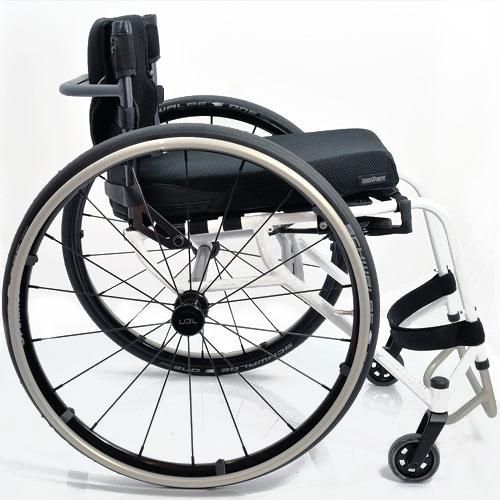 Panthera U3 Light ultralight wheelchair - side view