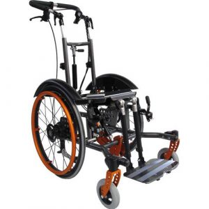 SORG Loop tilt-in-space manual wheelchair