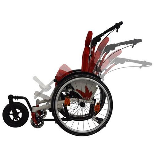 SORG Mio Move tilt-in-space children's wheelchair