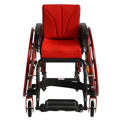 SORG Vector Wheelchair - Top View