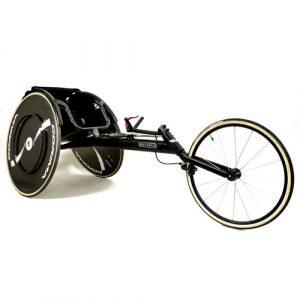 Wolturnus Amasis track / racing chair in black