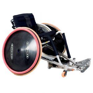 Wolturnus Rugby Defense wheelchair