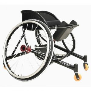 Wolturnus Tennis or Badminton chair in black