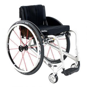 Wolturnus W5 wheelchair