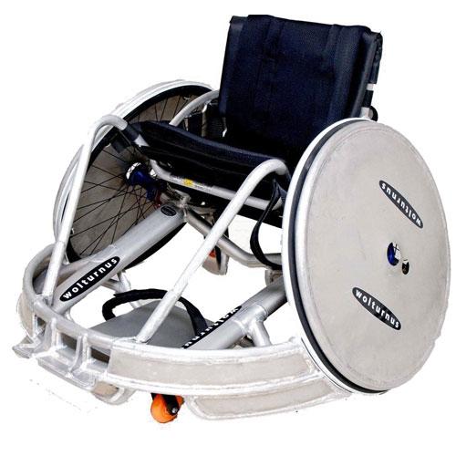 Wolturnus Rugby Attack wheelchair