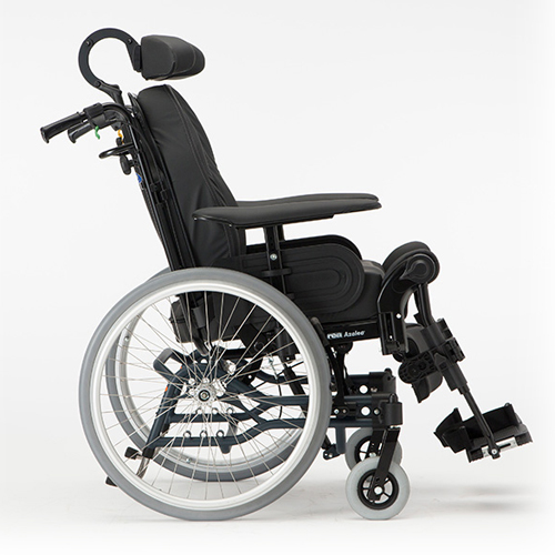 Rea Azalea wheelchair side view