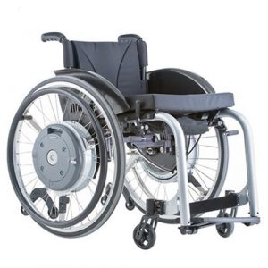 Alber E-Motion wheelchair power assistance wheels