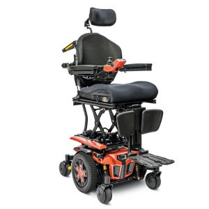 Quantum edge wheelchair