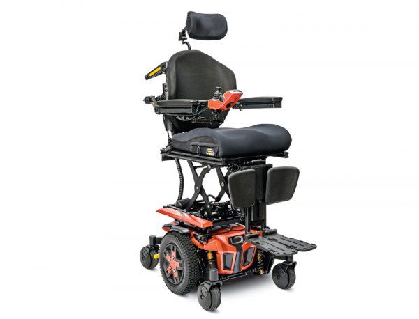 Quantum edge wheelchair