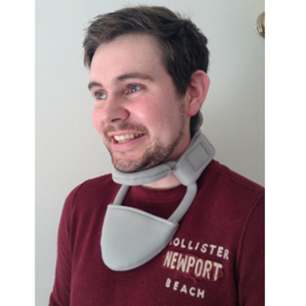Heads First neck support collar