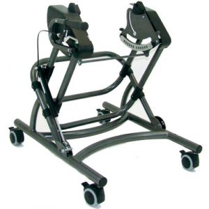 Hoggi Cobra stroller seating hi-low base