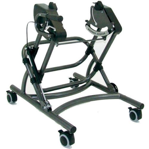 Hoggi Cobra stroller seating hi-low base