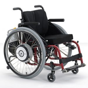 JWX2 Wheelchair power assistance