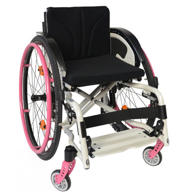SORG Jump Alpha children's folding wheelchair