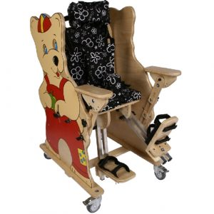 Lignuma Teddy Bear seat and standing frame