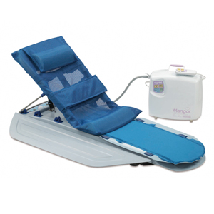 Mangar Surfer Bather powered bath seat
