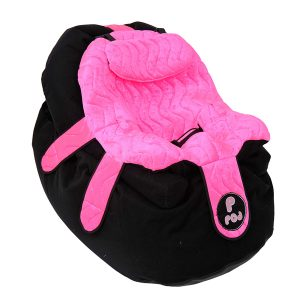 P-Pod alternative beanbag seat in pink
