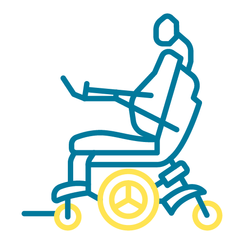 Powered Wheelchairs