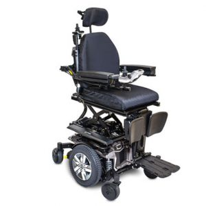 Quantum Powered Wheelchair base