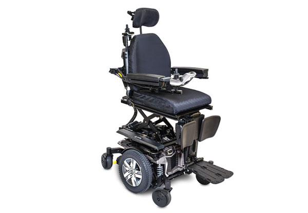 Quantum Powered Wheelchair base