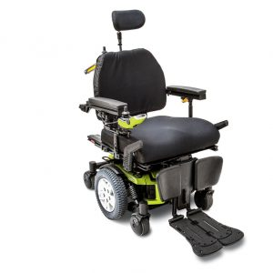 Bariatric wheelchair base