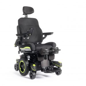 Quickie Standing Wheelchair