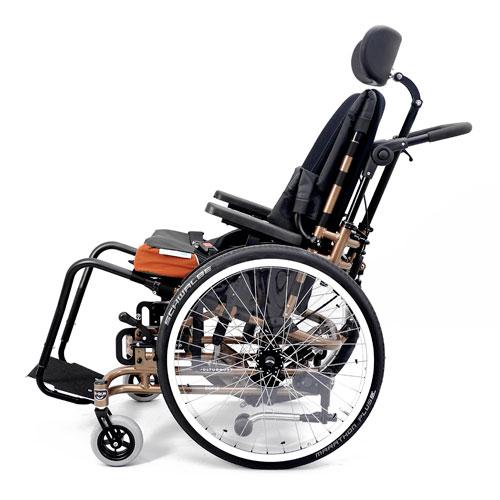 Wolturnus A-Run wheelchair side view
