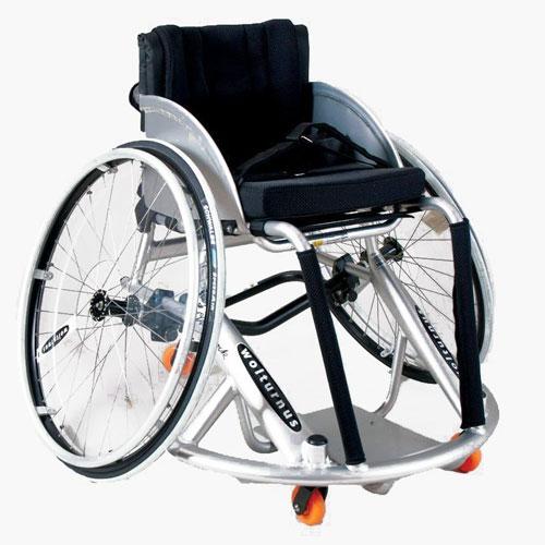 Wolturnus Basket A adjustable basketball wheelchair