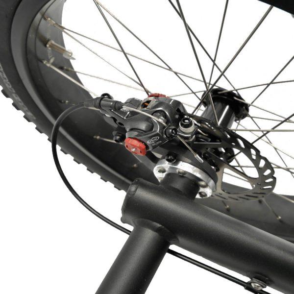 Wolturnus Fatbike disc brakes