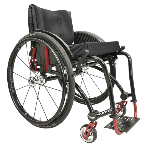 Wolturnus Hawk wheelchair