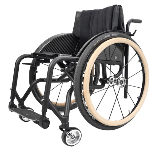 Wolturnus Merlin wheelchair
