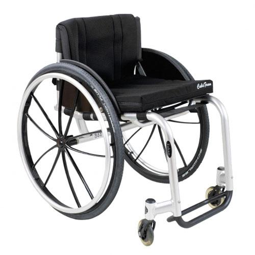 Wolturnus Tukan wheelchair in white