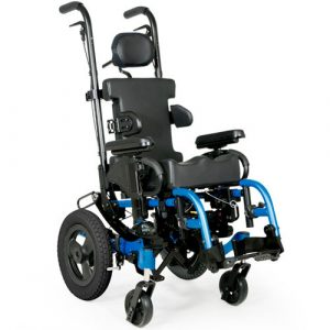IRIS tilt in space wheelchair
