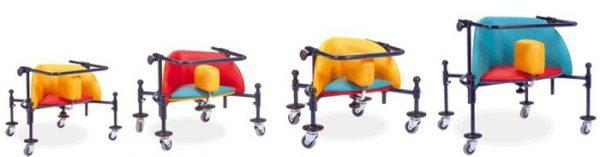 Birillo corner seat sizes