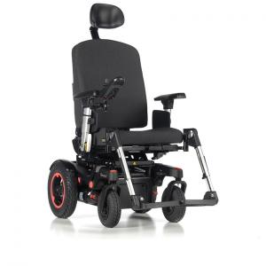 Rear-wheel drive wheelchair