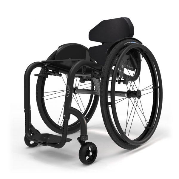 Aria Wheels Ultra Light wheelchair