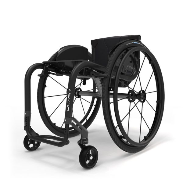 Aria Wheels Ultra wheelchair